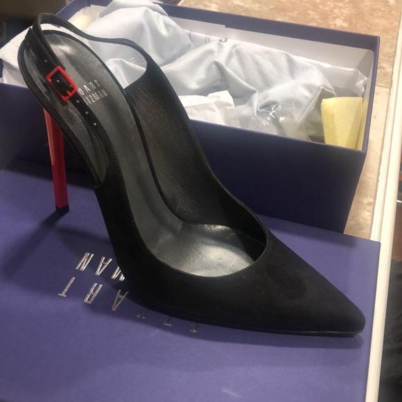 Brand new Stuart Weizman heels